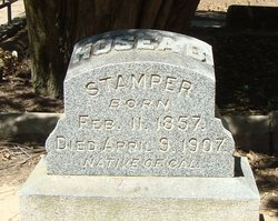 Hosea Bertram Stamper