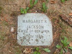 """Margaret Knight """"Peggy"""" <I>Dodge</I> Jackson"""