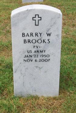 Barry W Brooks