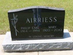 Mary <I>Hirney</I> Airriess