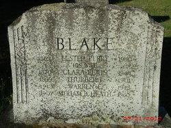 Warren E. Blake
