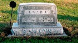 Mary Ann <I>Loomer</I> Edwards