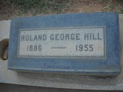 Roland George Hill