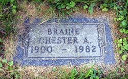 Chester Arthur Braine