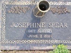 Josephine Spear