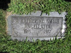 A Katherine <I>Smith</I> Angellatta
