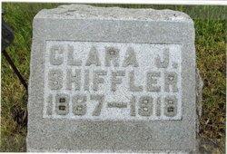 "Clarissa J ""Clara"" <I>Varnes</I> Shiffler"