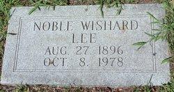 Noble Wishard Lee