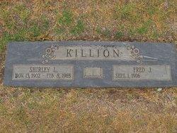 Fred Jackson Killion