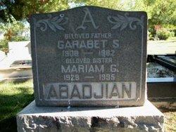 Garabet S. Abadjian