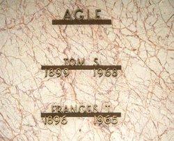 Frances T Agle