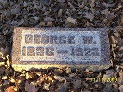 George Washington Fenstemaker, Jr