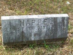 Gladys P Happel