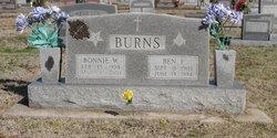 Bonnie Lucille <I>Warnock</I> Burns