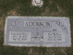 Carolyn <I>Terry</I> Addison
