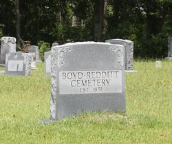 Boyd-Redditt Cemetery