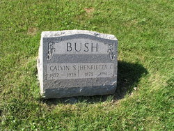 Calvin Sutlaff Bush