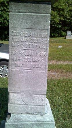 Agnes J. <I>Carnahan</I> Allison