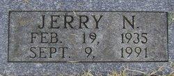 Jerry N. Ice