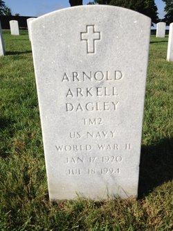 Arnold A Dagley