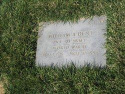 William A Dent