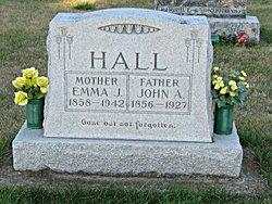 Emma Jane <I>Brewer</I> Hall