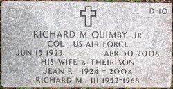 Richard Morrell Quimby, III