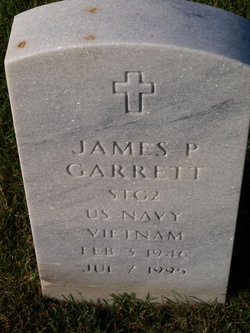 James Patrick Garrett