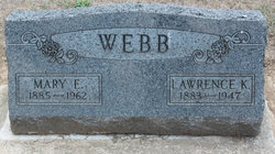 Lawrence K Webb