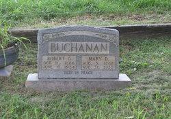 Robert Grant Buchanan