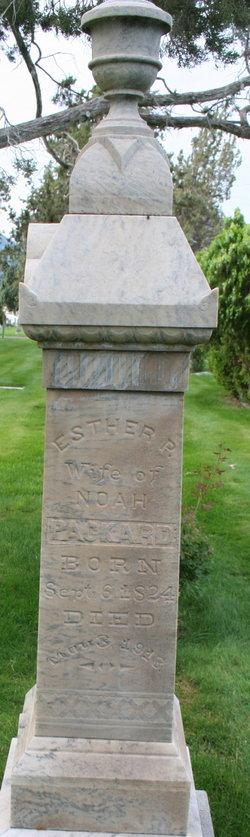 Esther P. <I>Phippen</I> Packard