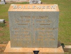 Capt Peyton Ballenger