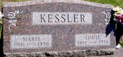 Marie Mabel <I>Thayer</I> Kessler
