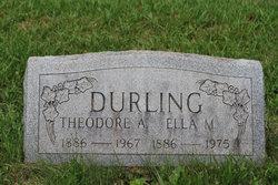 Ella M. <I>Titus</I> Durling