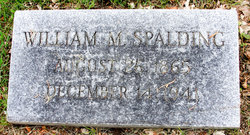 William Marvin Spalding