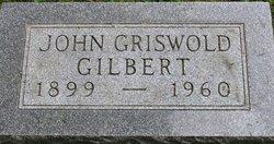 John Griswold Gilbert