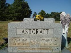 """Coralene """"Coty"""" <I>Burks</I> Ashcraft"""