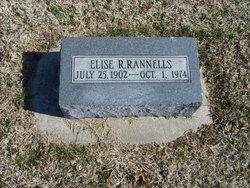Margaret Elise <I>Rudolph</I> Rannells