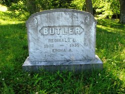 Emma A. <I>Pinkham</I> Butler