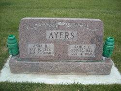 Anna M Ayers