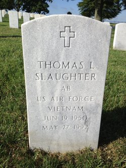 Thomas L Slaughter