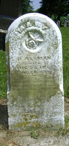 Mary Alsman