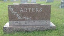 Patricia M <I>Baum</I> Arters