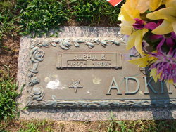 Artha Alpha <I>Reagan</I> Adkins