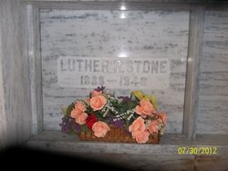 Luther Remus Stone