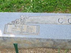 Wade Bryson Cole