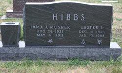 Lester L. Hibbs