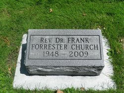 Rev Forrest Church