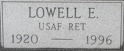 Lowell Elmo Inman