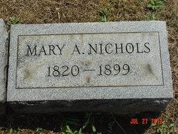 Mary Ann <I>Crumbaugh</I> Nichols